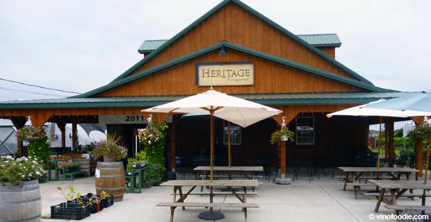 Heritage Vineyards, Mullica HIl, NJ